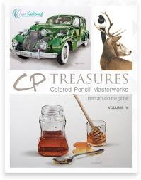 Coloured Pencil Treasures Vol 4