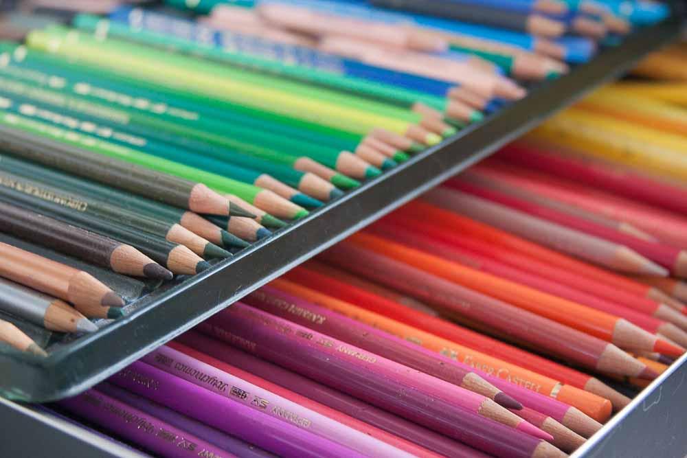 Faber Castell Polychromos Coloured Pencils